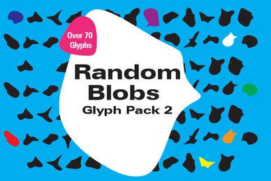 Random Blobs 2