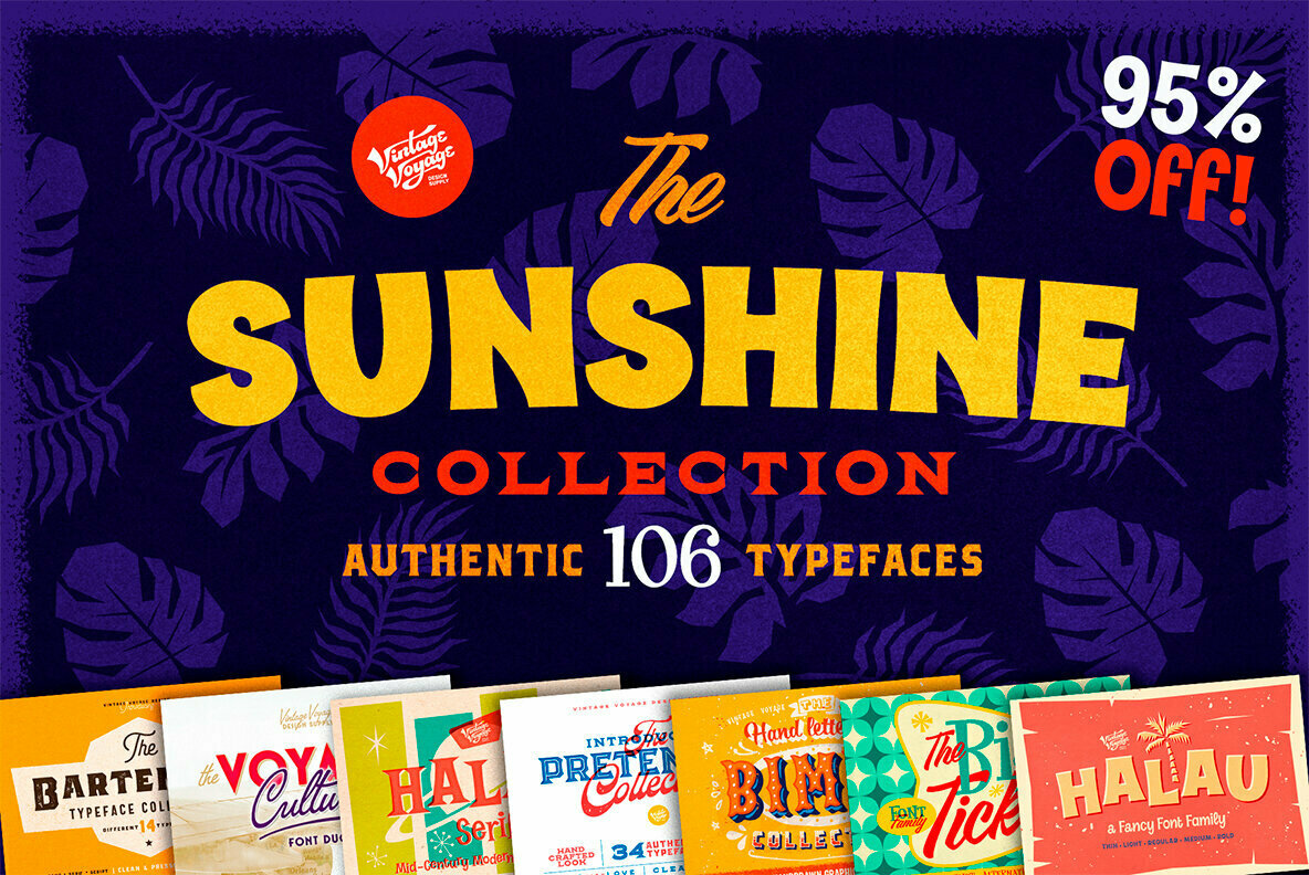 VVDS Sunshine Collection