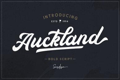 Auckland Script