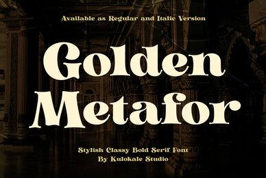 Golden Metafor