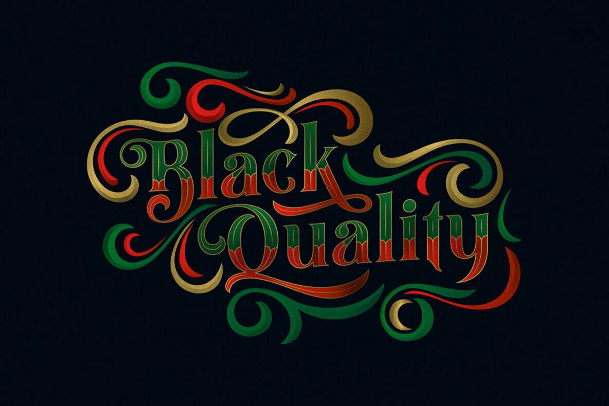 Black Quality