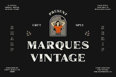 Marques Vintage