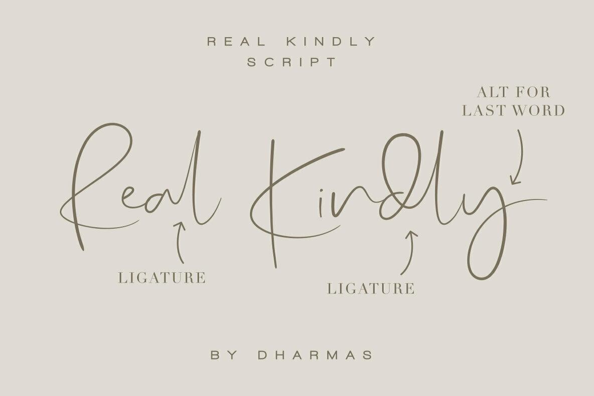 Real Kindly