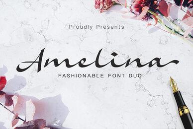 Amelina Font Duo