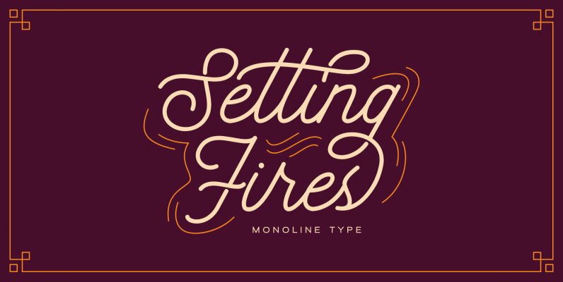 Setting Fires