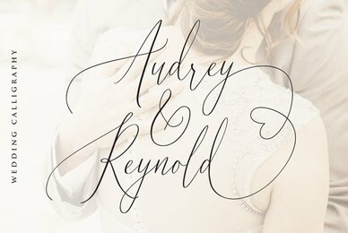 Audrey and Reynold