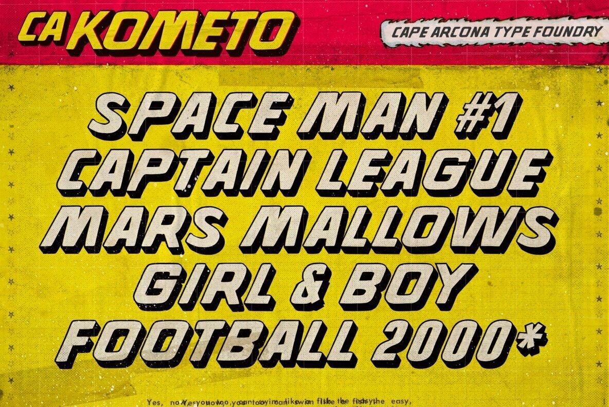 CA Kometo