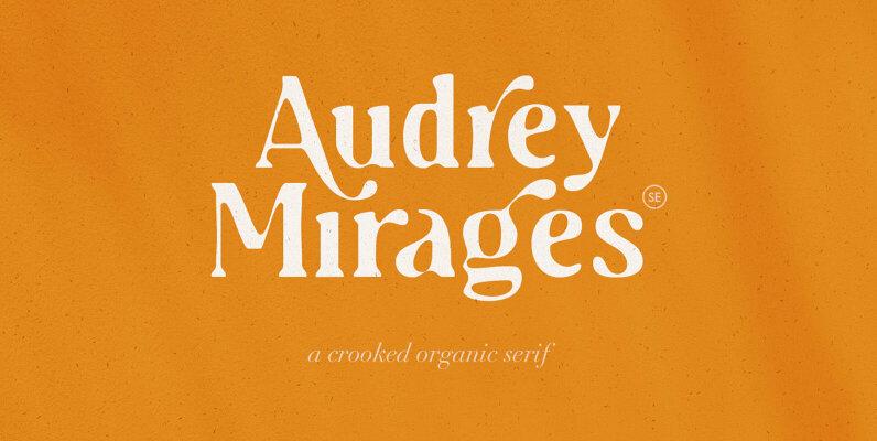 Audrey Mirages