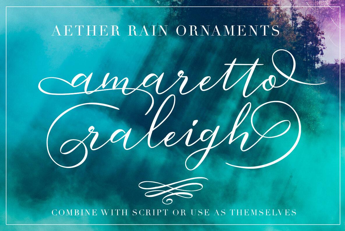 Aether Rain