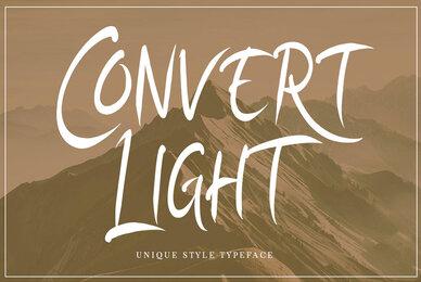 Convert Light