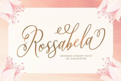 Rossabela Script