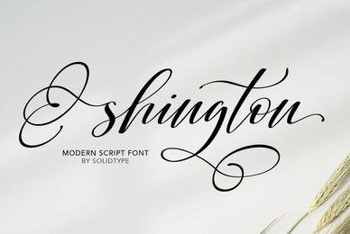 Shington Script