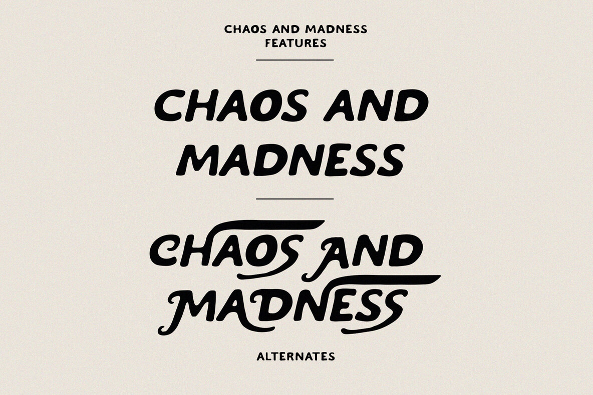 Chaos and Madness