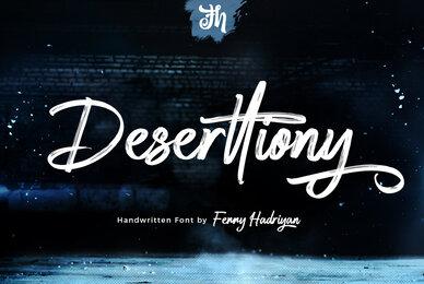 Deserttiony