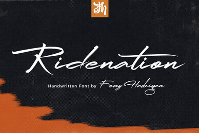 Ridenation