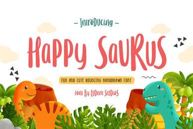 LD Happy Saurus