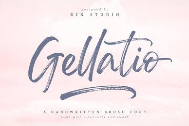 Gellatio