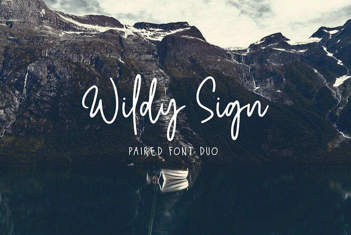 Wildy Sign