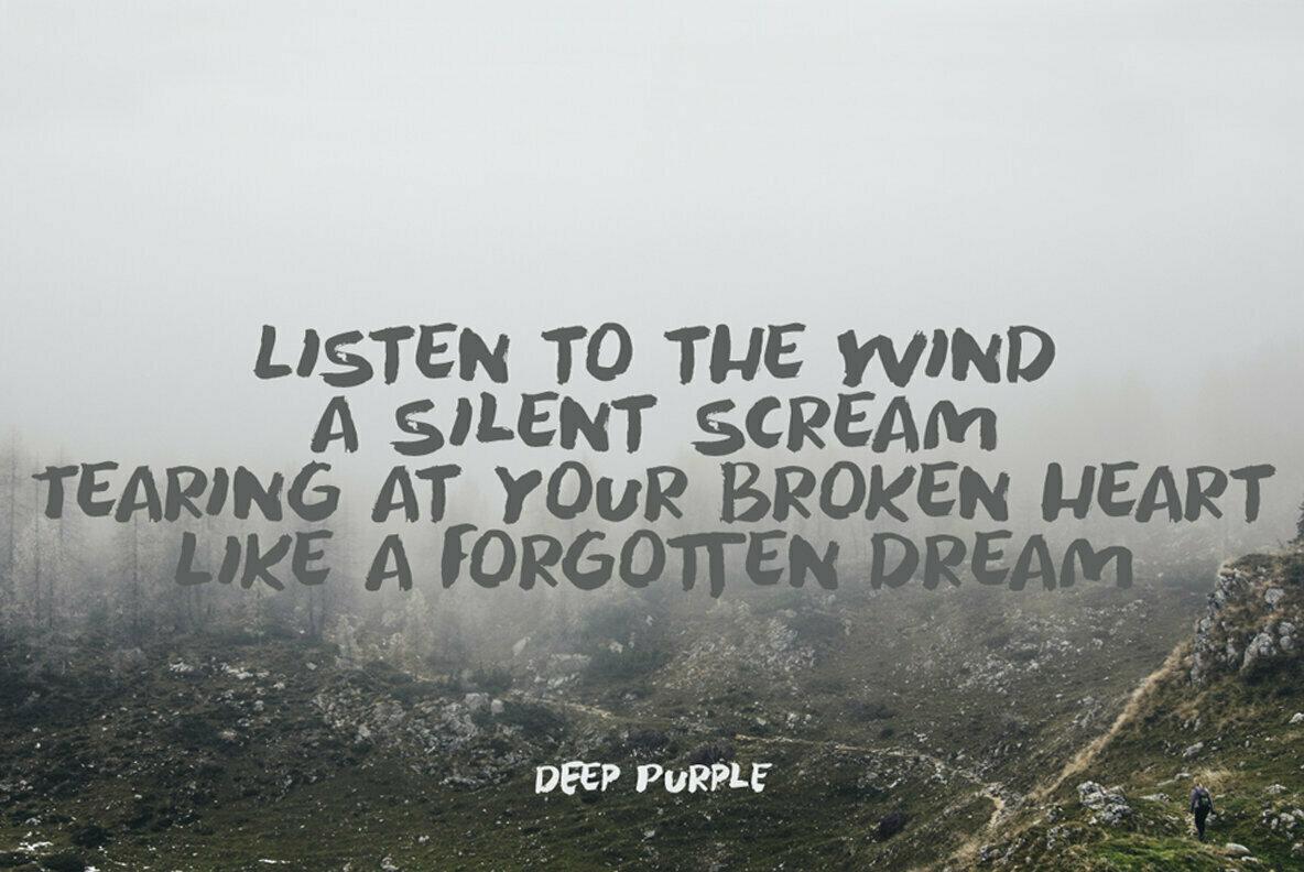 Forgotten Dream