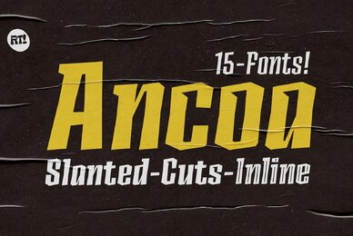 Ancoa Slanted