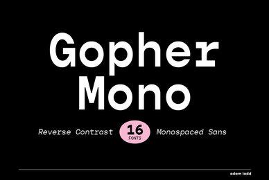 Gopher Mono