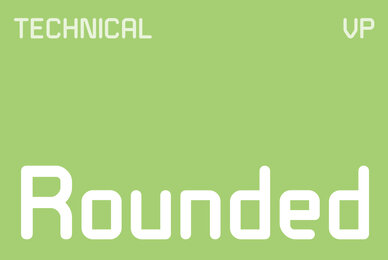 Technical Rounded VP