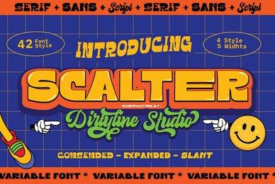 Scalter