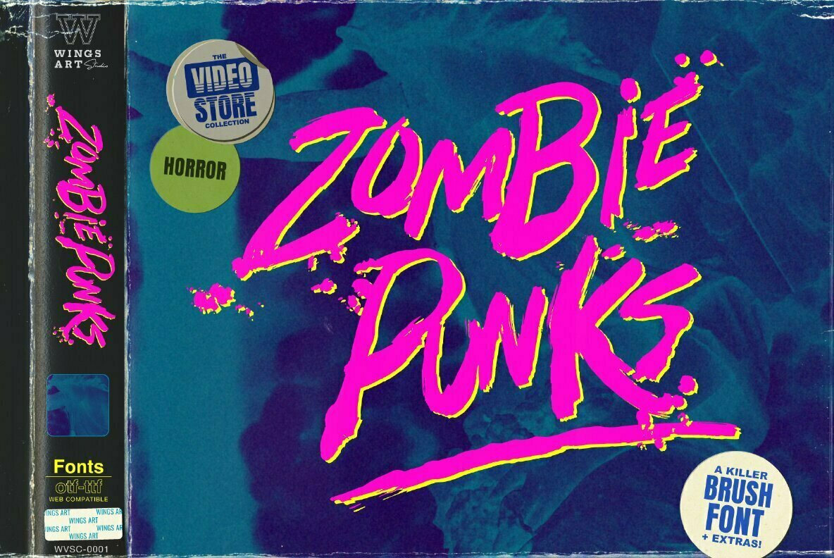 Zombie Punks