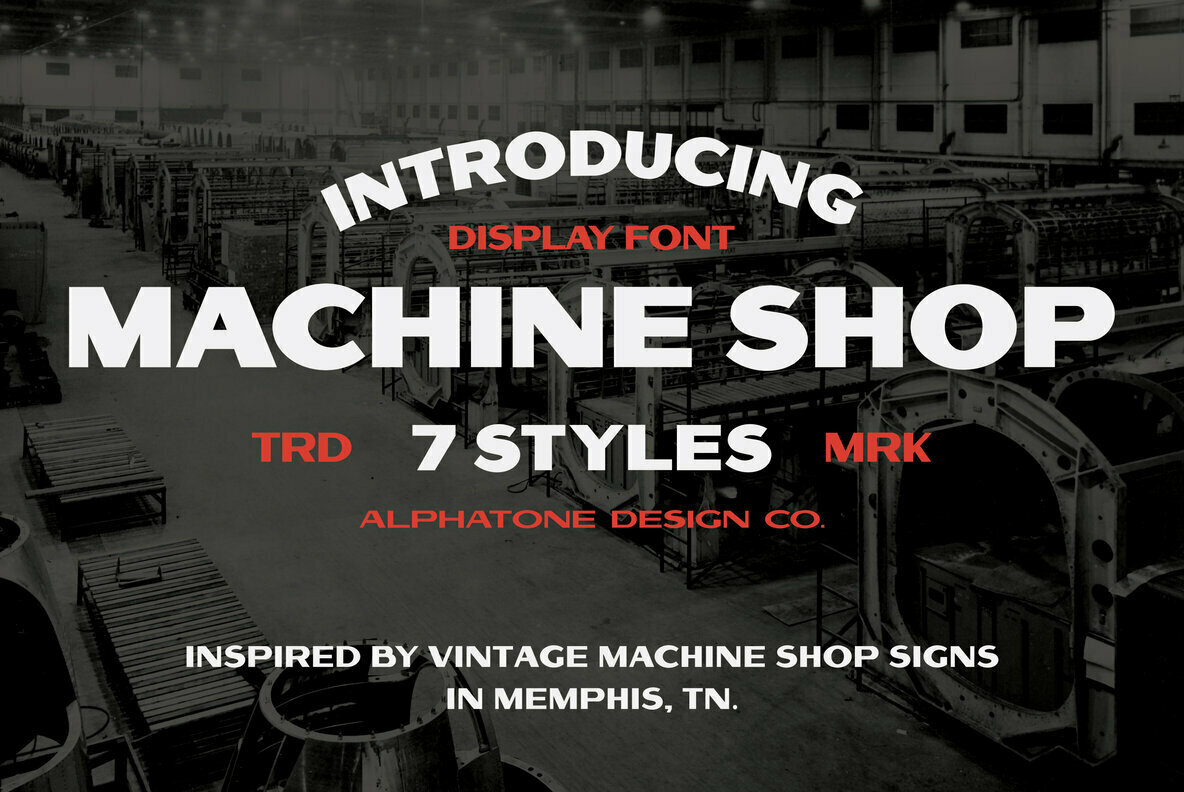 Machine Shop