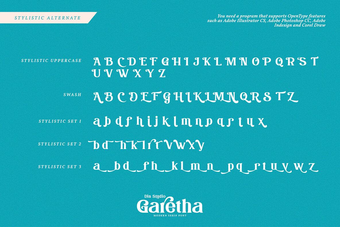 Garetha