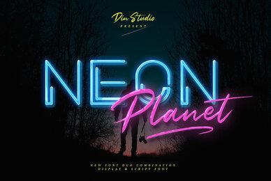 Neon Planet