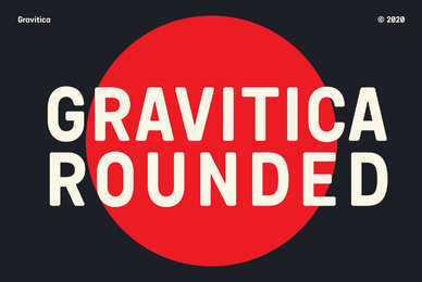 Gravitica Rounded