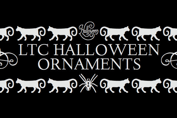 LTC Halloween Ornaments