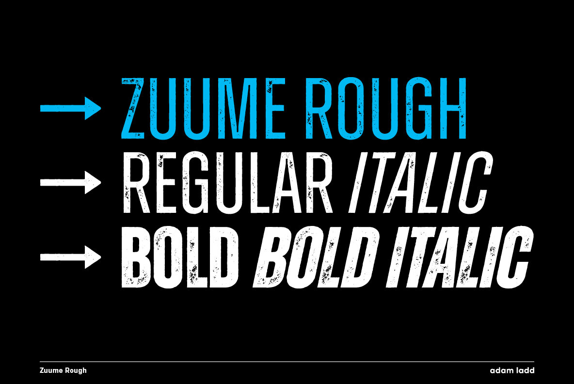 Zuume Rough