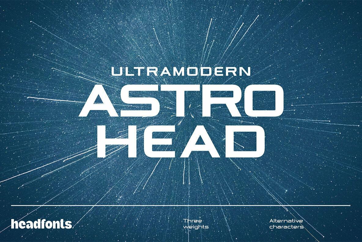 Astrohead
