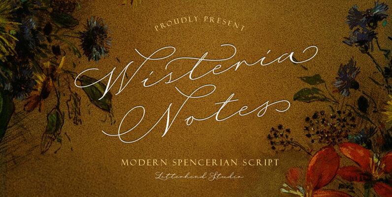 Wisteria Notes