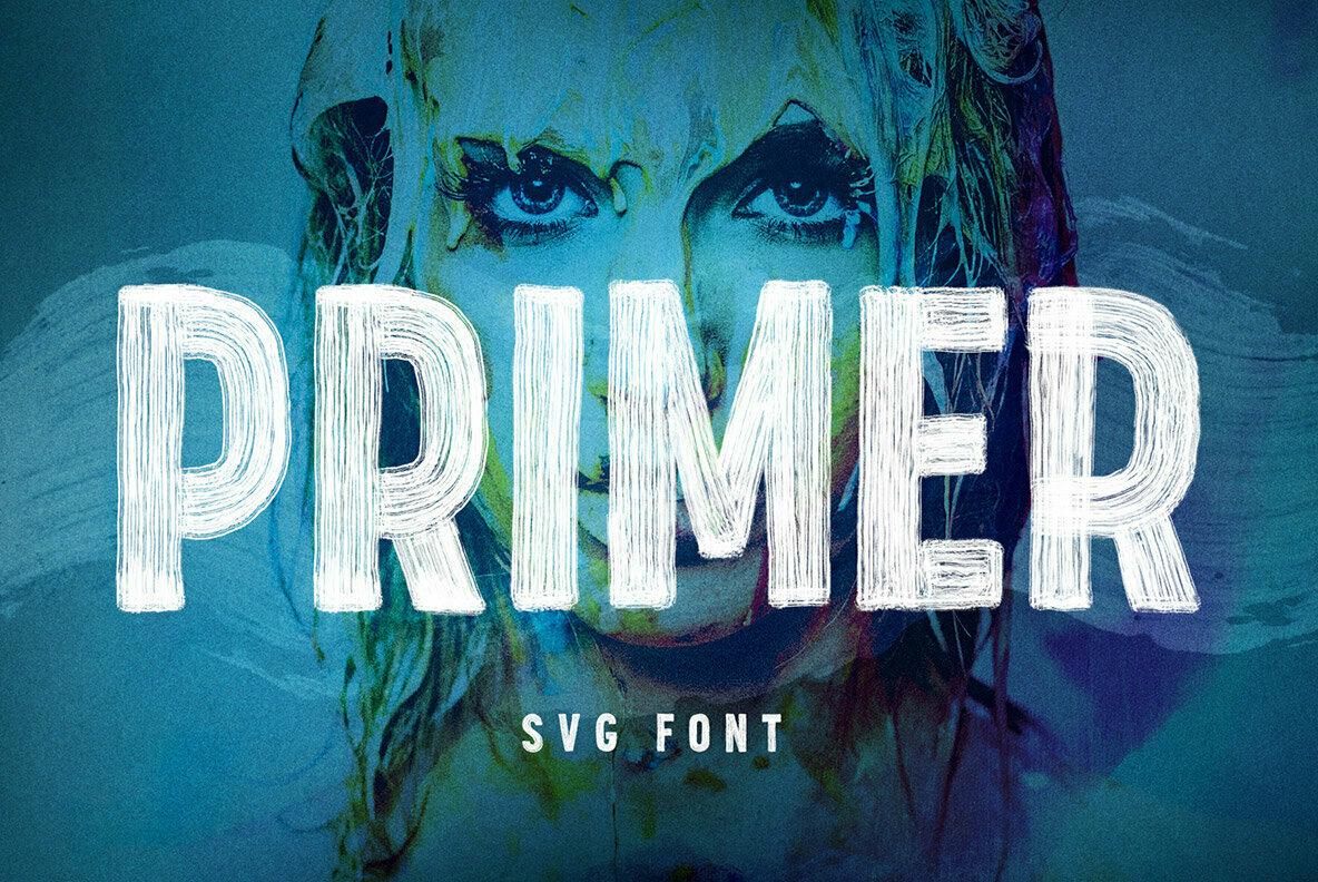 Primer SVG Font
