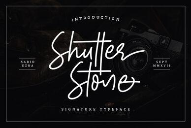 Shutter Stone