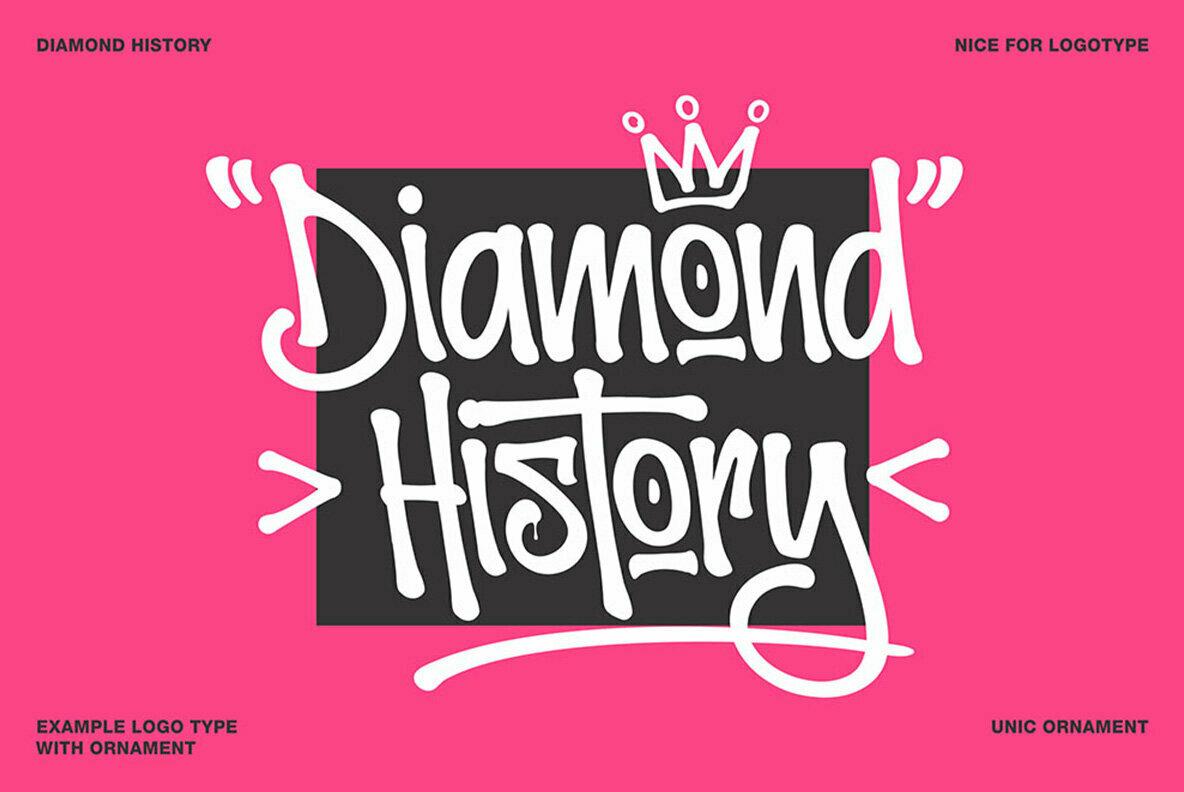 Diamond History