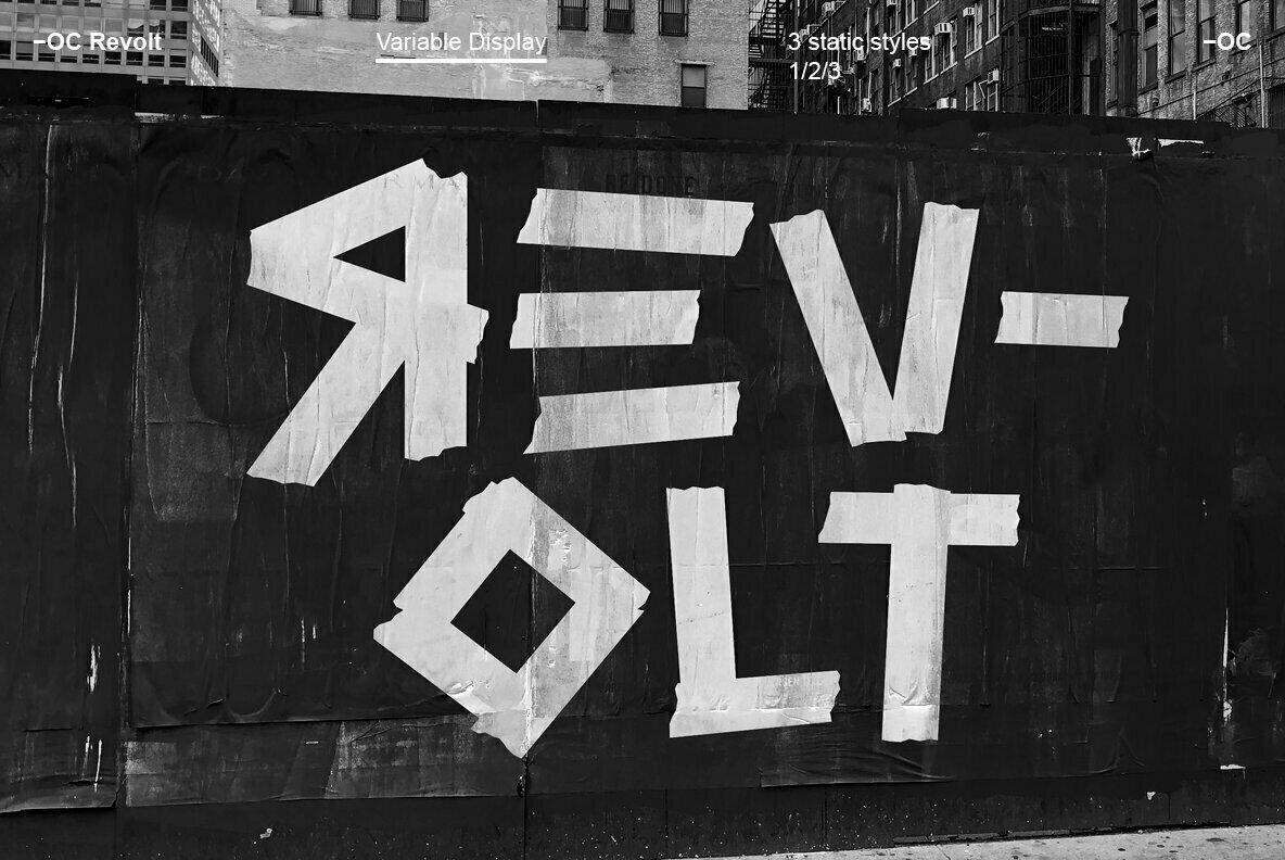 OC Revolt