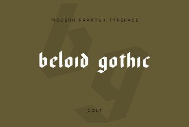 Beloid Gothic
