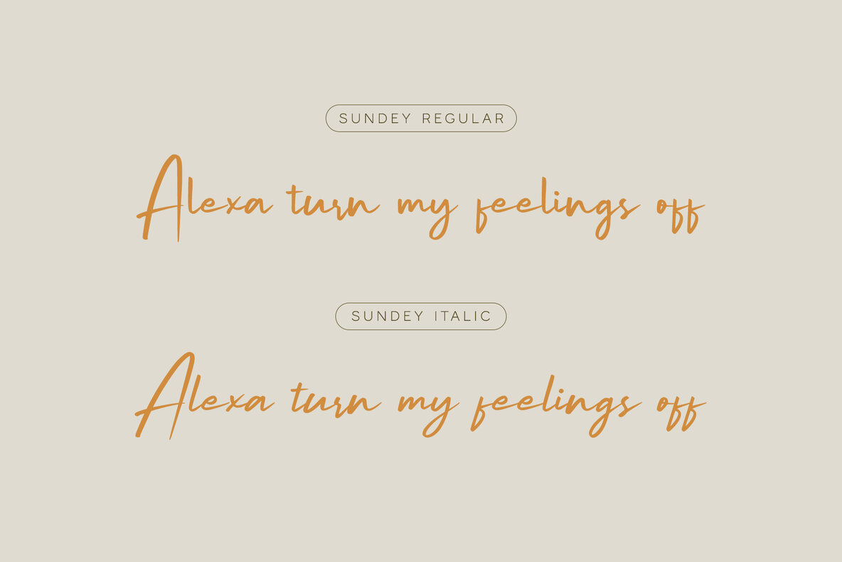 Sundey