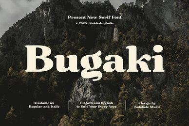 Bugaki