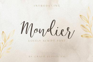 Mondier