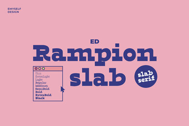 ED Rampion Slab