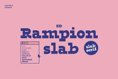 ED Rampion Slab