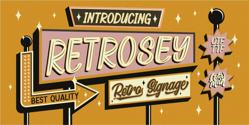 Retrosey