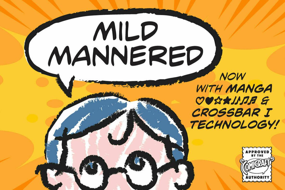 Mild Mannered