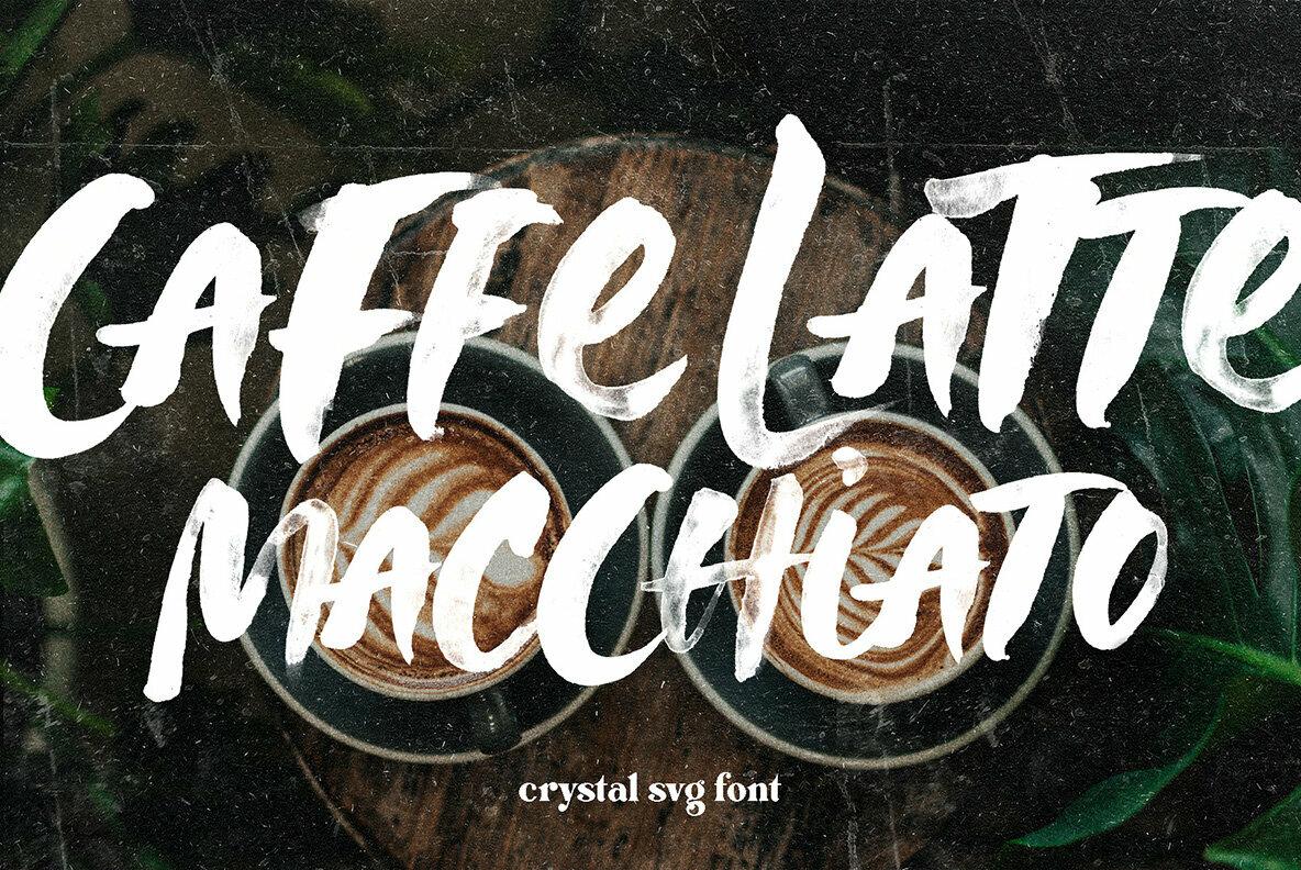 Crystal SVG Font