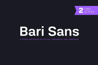 Bari Sans